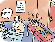 Ibuprofen, een 'nieuwe' partner in koortsbestrijding