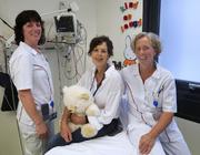 De kinderverpleegkundige op de Spoedeisende Hulp
